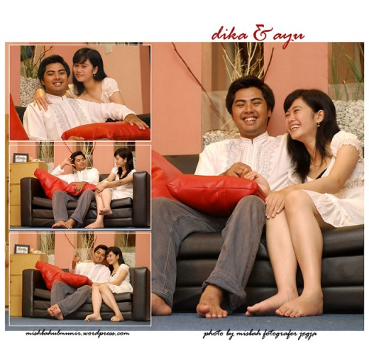 Fotografer Foto Prewedding Misbah Munir Jogja Yogyakarta