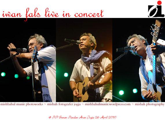 Iwan Fals | Fotografer Panggung Konser Stage Concert by Mishbahul Misbah Munir Jogja