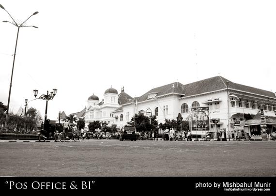 foto kantor pos office yogyakarta by misbah fotografer jogja