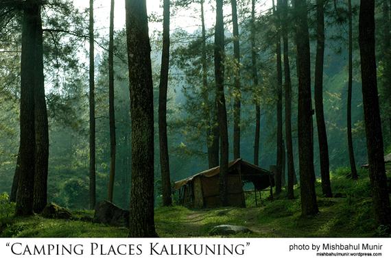 tempat kemping | places camping kalikuning yogyakarta by misbah fotografer jogja