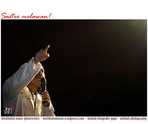 Sastro ZASTROUW Al Ngatawi Ki Ageng Ganjur by Fotografer Panggung Mishbahul Misbah Munir Jogja