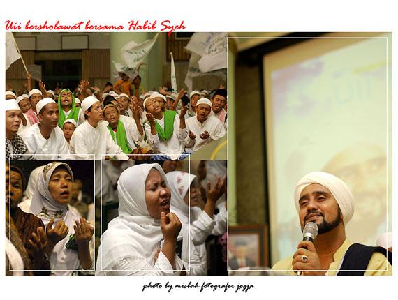 Shalawat Habib Syech bin Abdul Qodir Assegaf Solo by Mishbahul Misbah Munir Fotografer Jogja
