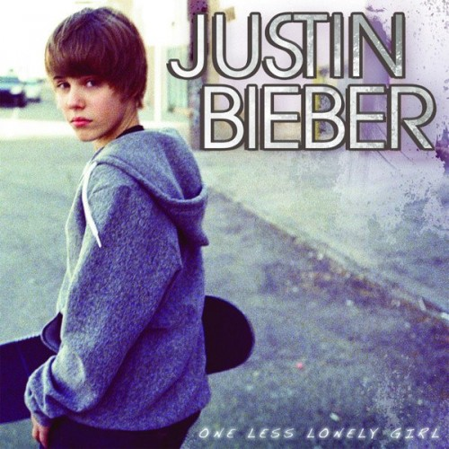 justin bieber one less lonely girl album cover. Foto Justin Bieber 15