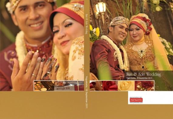 Foto Pernikahan Pengantin Muslim Islami Nuri & Ade Wedding di Yogyakarta by POETRAFOTO Photography Indonesia