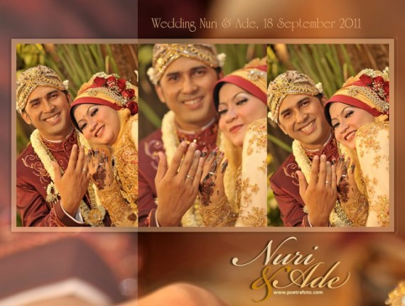 Foto Pernikahan Exclusive Nuri & Ade Wedding by POETRAFOTO Photography Fotografer Yogyakarta Indonesia