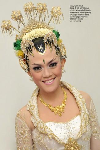 Fotografer Foto Pernikahan Wedding Jogja Yogyakarta, portrait for Rani & Iid Wedding by Poetrafoto Photography Indonesia