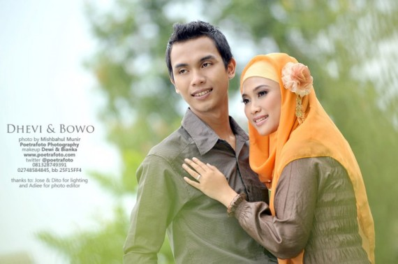 Foto Pre Wedding Dhevi & Bowo Prewedding di Jogjakarta by POETRAFOTO Photography Fotografer Yogyakarta Indonesia