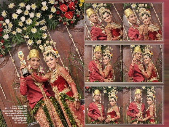 Fotografer Pernikahan Photographer Indonesia for Risti & Devit Wedding by POETRAFOTO Photography Yogyakarta Indonesia
