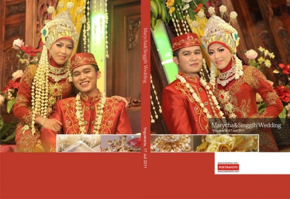 Fotografer Foto Pernikahan Pengantin Adat Jawa di Jogja by Poetrafoto Wedding Photographer Indonesia