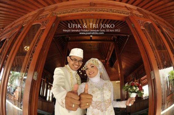 Fotografer Foto Pernikahan Wedding Solo Jawa Tengah by Poetrafoto Yogyakarta