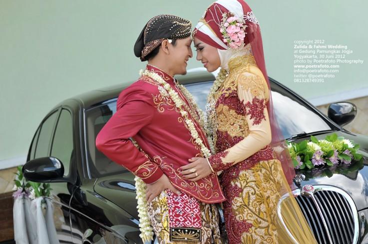 Fotografer Pernikahan Pre Wedding: Foto Pernikahan Mewah & Elegant Di Jogja By Poetrafoto