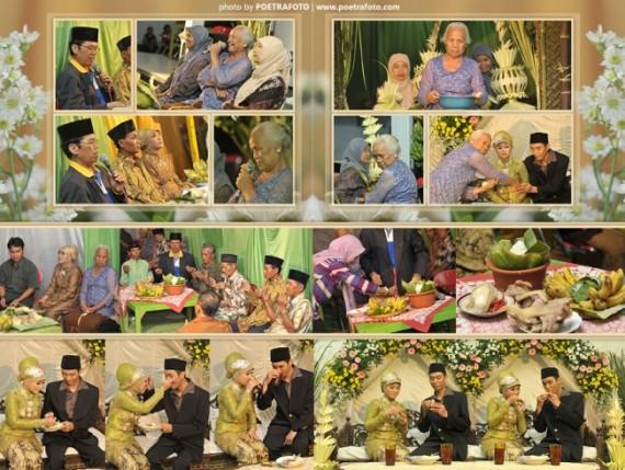 Foto Wedding Prosesi Pernikahan Adat Jawa Solo