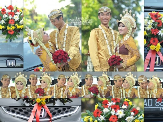 Foto Wedding Pernikahan Pengantin Indonesia