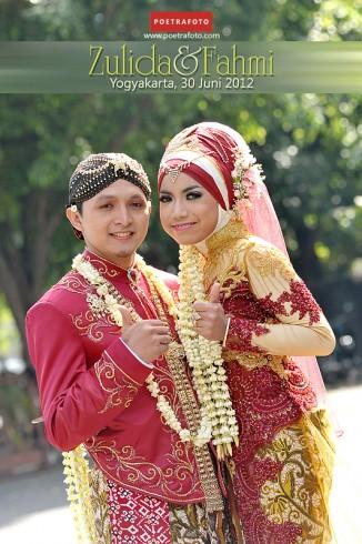Wedding Photo Pengantin Jawa Modern di Jogja