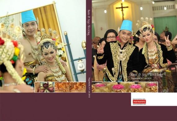 Foto Pernikahan Asik & Fun Wedding Photo di Yogyakarta by Fotografer Jogja Indonesia