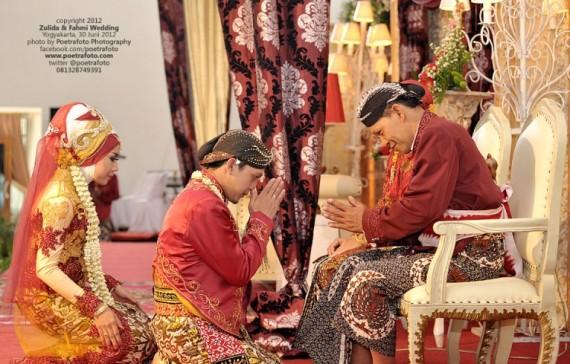 Fotografer Liputan Foto Wedding Pernikahan Muslim Jawa di Jogja