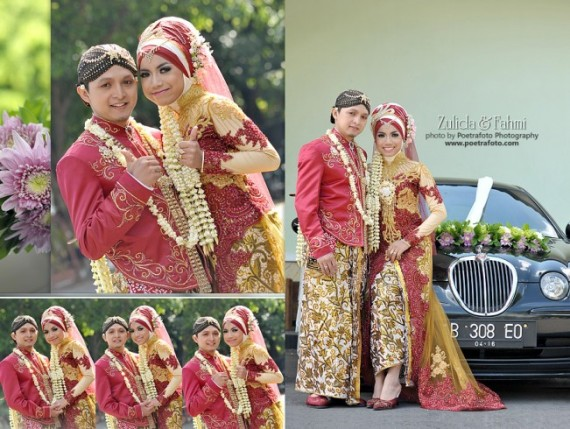 Foto Liputan Wedding Zulida & Fahmi by Poetrafoto Photography Fotografer Yogyakarta Indonesian Photographer