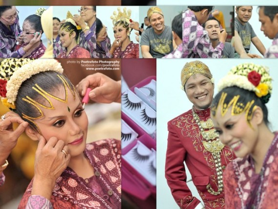 Fotografer Foto Wedding Photographer Yogyakarta Indonesia for Meutia & Chandra Wedding