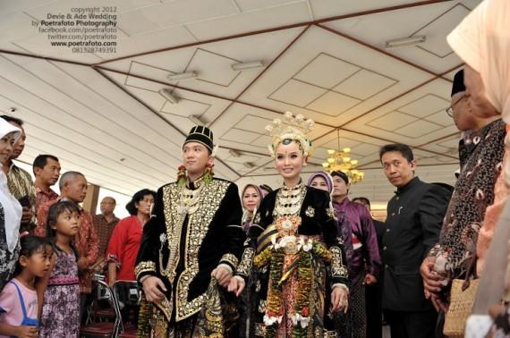Foto Wedding Dg Dekorasi Pernikahan Outdoor Di Yogyakarta: Fotografer Pernikahan Pre Wedding