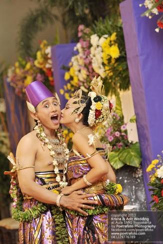 Foto Pernikahan Pengantin Paes Ageng Jogja Krisna+Adit, Wedding Photo by Poetrafoto Photography