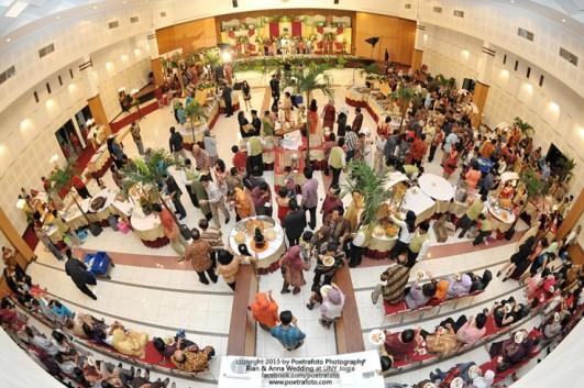 Foto Wedding Photo Jogja Resepsi Pernikahan Rian+Anna di Yogyakarta