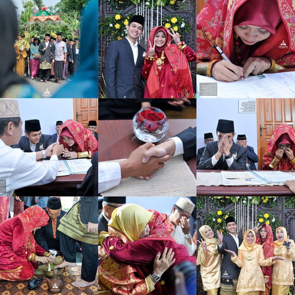Wedding Photographer Tulungagung Foto Pengantin Muslim-Muslimah Hijab Pernikahan Jawa Timur Galuh+Nanda